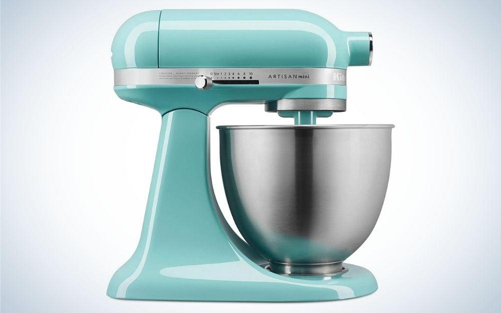 Kitchenaid Artisan Mini Series is the best stand mixer