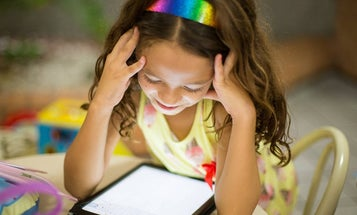 When to have the online-security talk with your kids