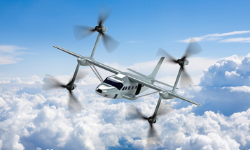 The Barracuda puts a wild spin on aircraft design