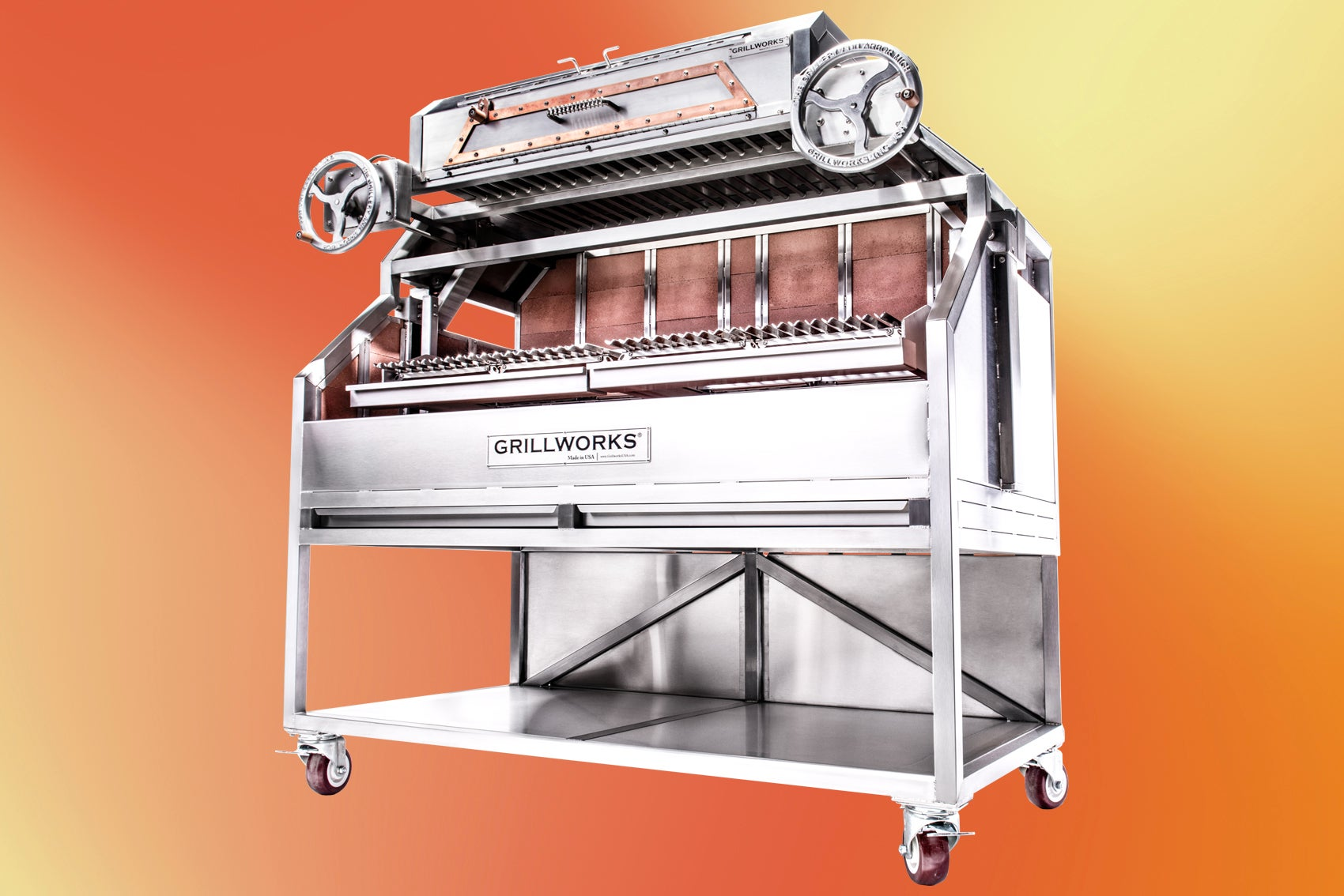 Grillworks grill