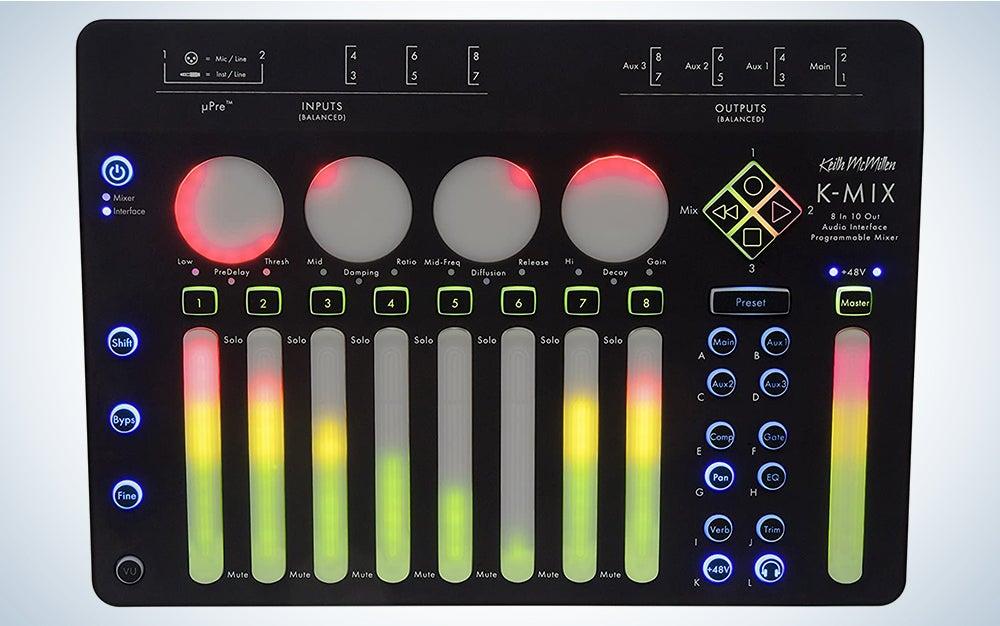 Keith McMillen K-MIX best digital mixer
