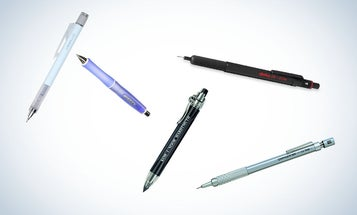 The best mechanical pencils for drafting or drawing