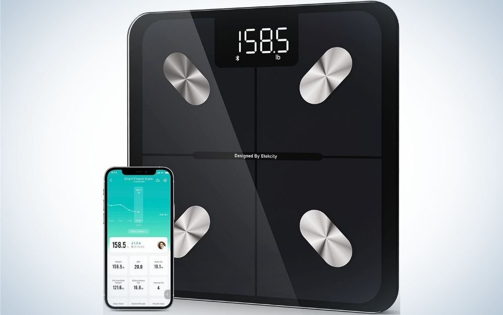 The Etekcity Scale for body weight is the best for families.