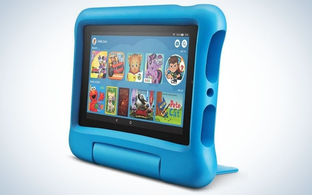 Fire 7 kids tablet is the one of the best ereaders.