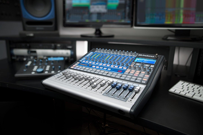 PreSonus StudioLive 16.0.2 USB best digital mixer