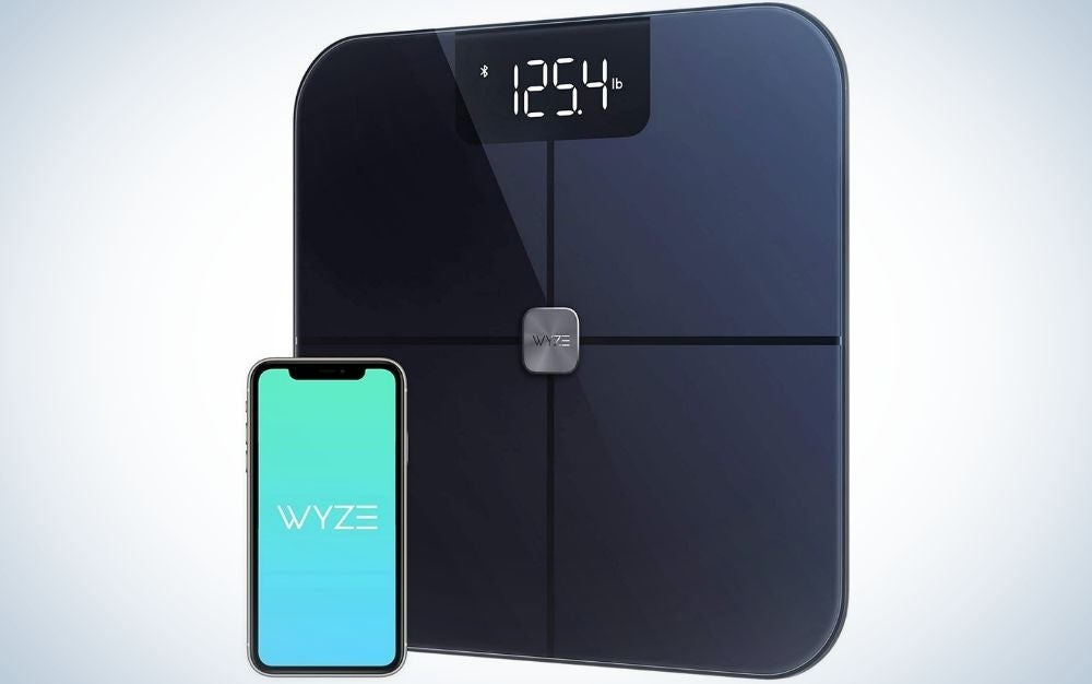 The Wyze smart scale is the best to monitor your heart rate.