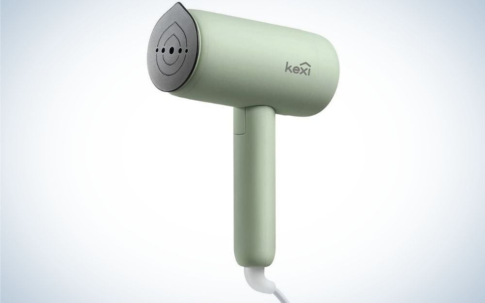 Kexi is our pick for the best clothes steamer.