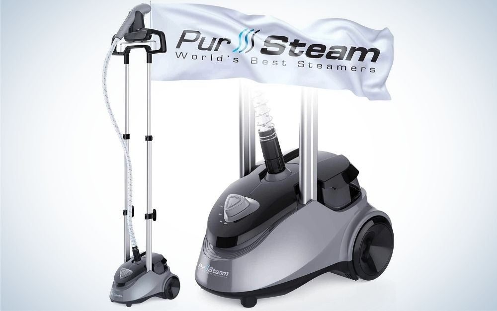 PurSteam is our pick for the best clothes steamer.