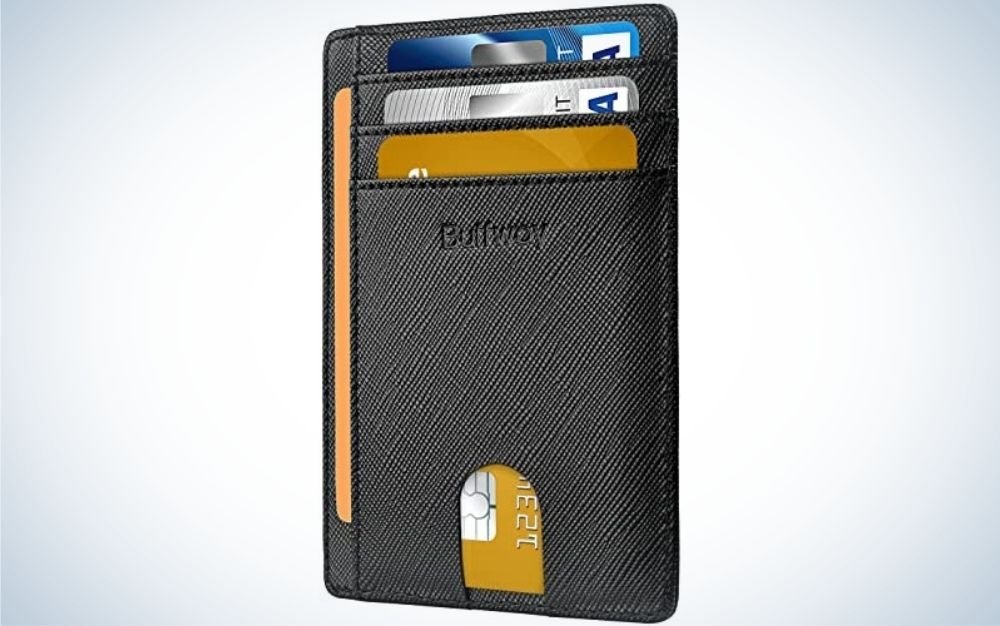 Buffway is our pick for best rfid wallets.