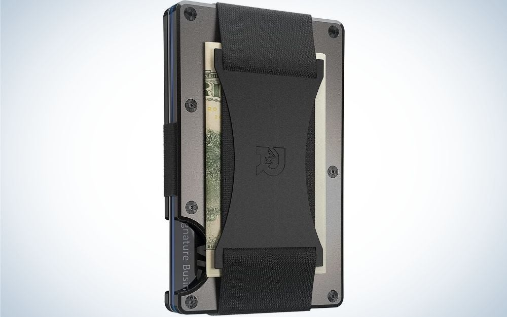 Ridge is our pick for best rfid wallets.