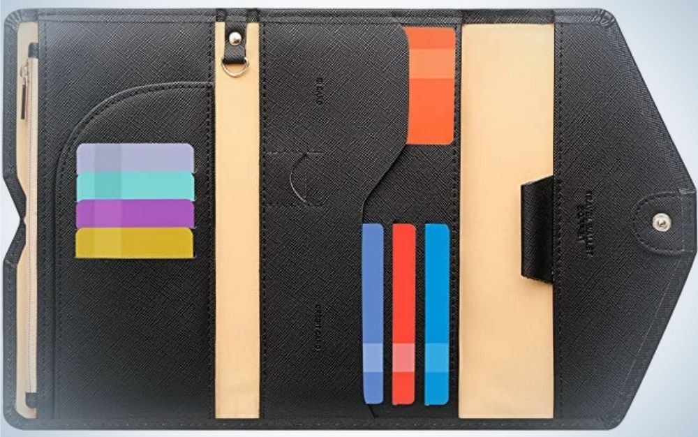 ZOPPEN is our pick for best rfid wallets.
