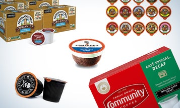 The best K cups for a quick cup of coffee