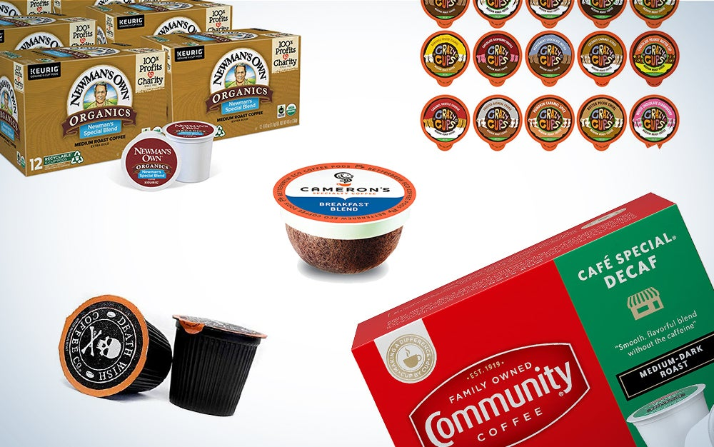 best k cups for coffee
