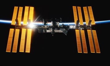 With a new set of cracks, the ISS is really showing its age