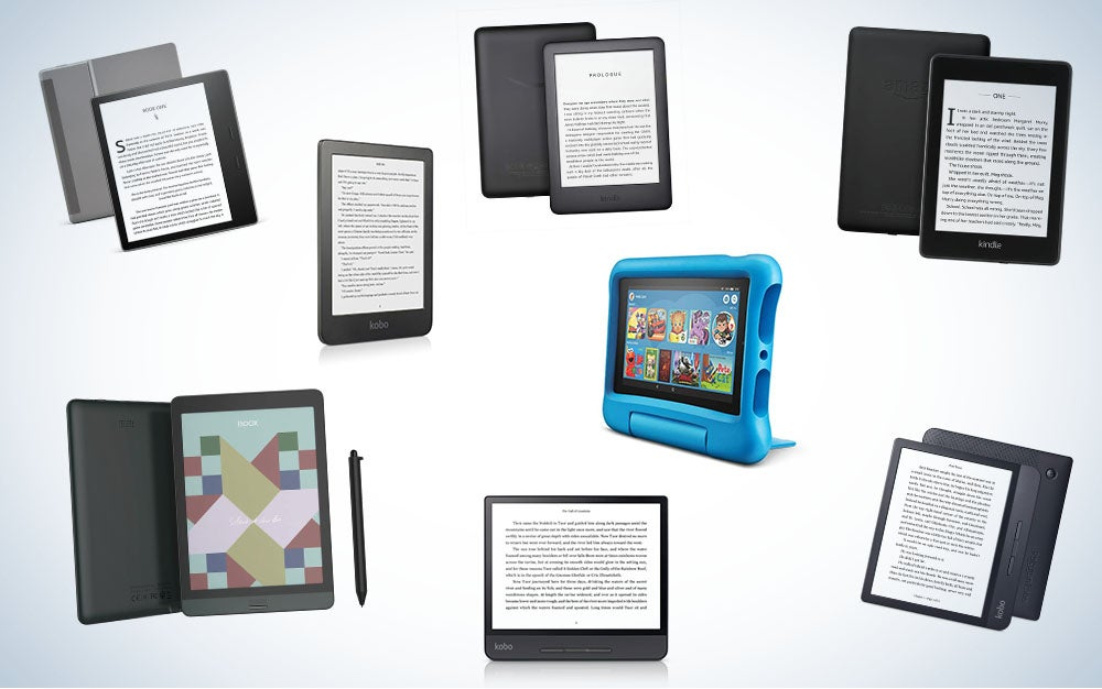The best ereaders help you take your favorite books on the go.