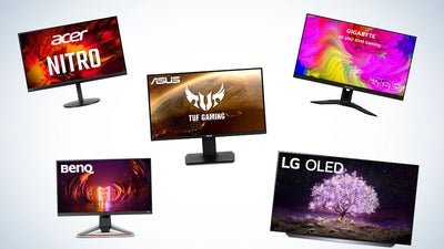Best monitors for PS5: How to get 4K/120Hz for less