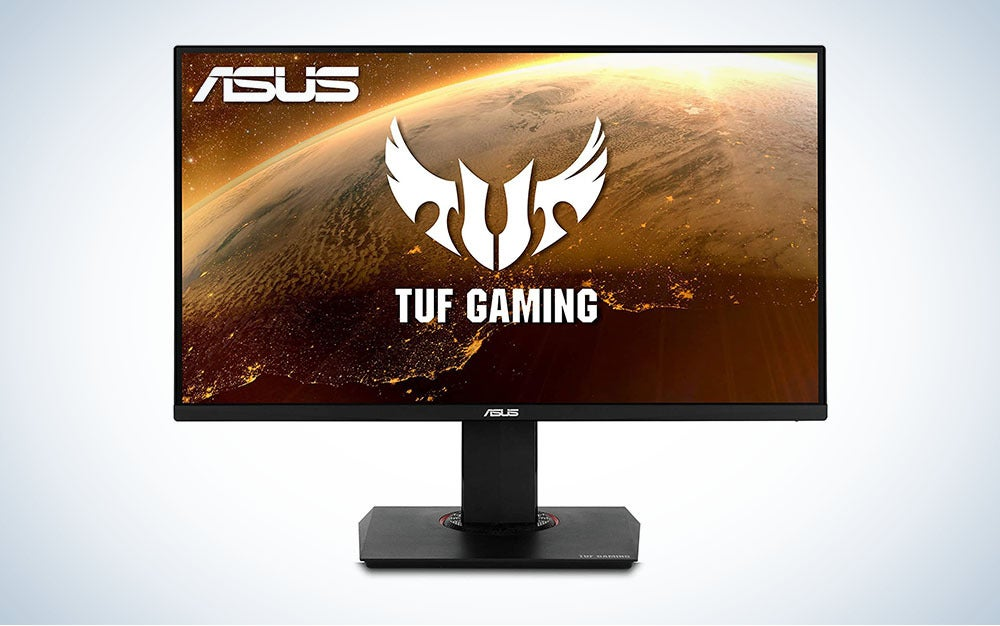 Asus TUF gaming monitor is the best monitor for PS5.