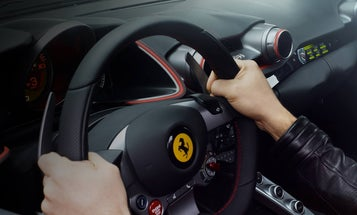 Ferrari's supercars might one day sense how hot or cold you are