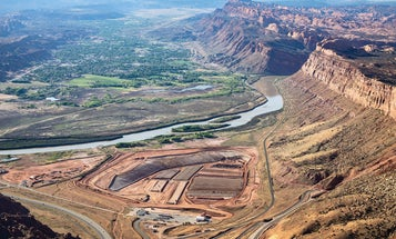 Once the Uranium Capital of the World, Moab, Utah, wants to unload its radioactive legacy