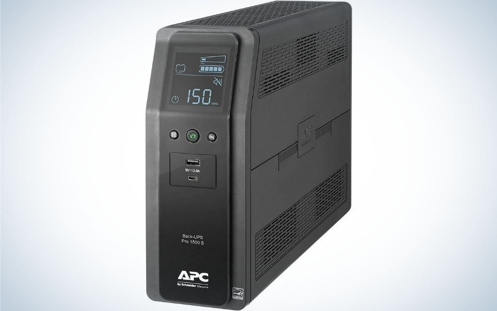 APC is the best battery backup