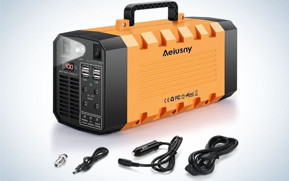 Aeiusny is the best battery backup