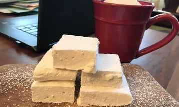 Can you handle these fat, fluffy DIY marshmallows? Let's find out.