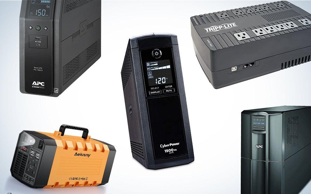 best battery backups