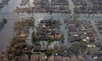New Orleans' billion-dollar levees survived Hurricane Ida. Can they handle what's coming?
