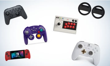 Best Nintendo Switch controllers for any gamer