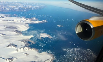 Greenland is racking up historic climate events