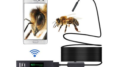 Make your inspection work easier with this discounted endoscope camera