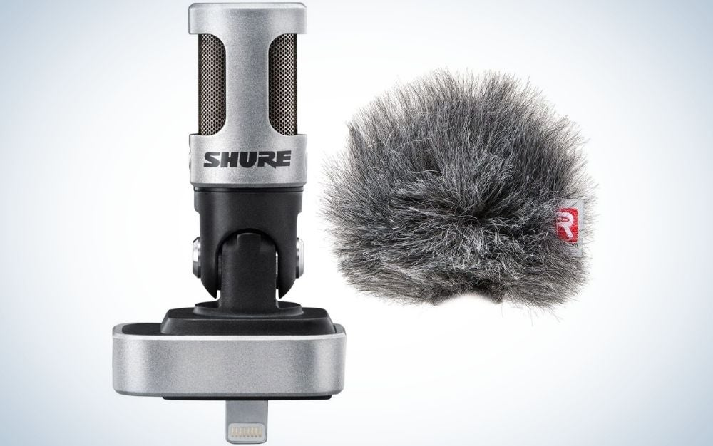 Shure is our pick for the best voice recorder