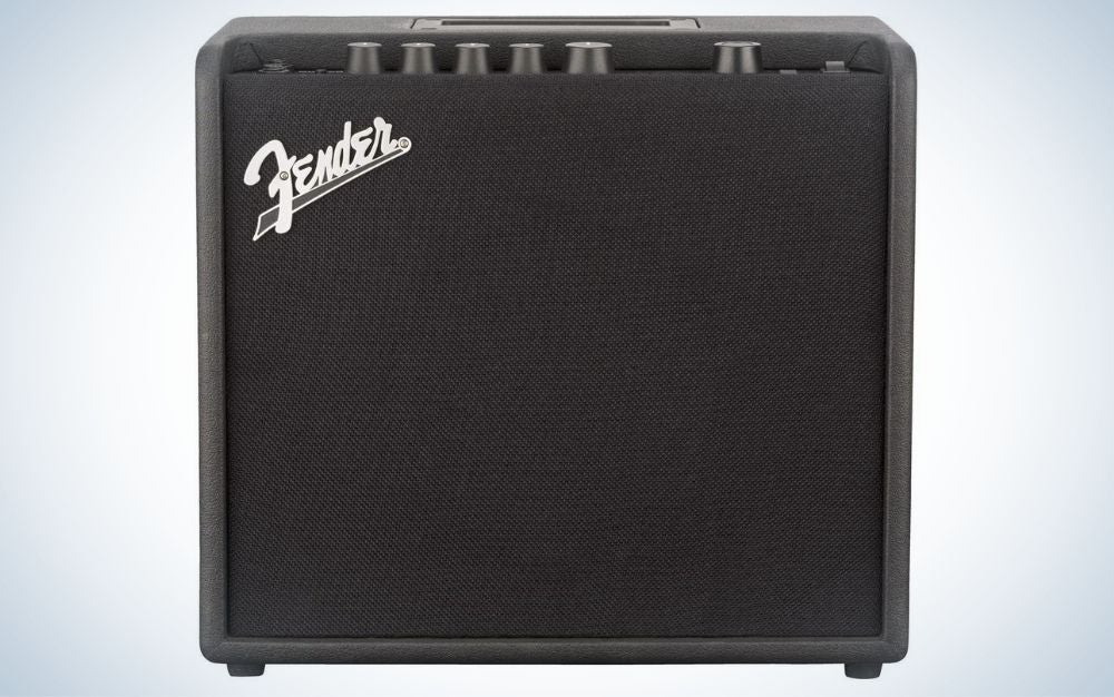 Fender is the best practice amp for guitars.