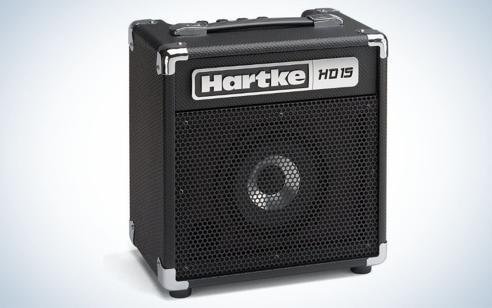 Hartke is the best practice amp for bass.