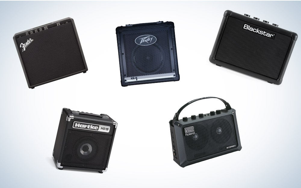 These are our picks for the best practice amps on Amazon.
