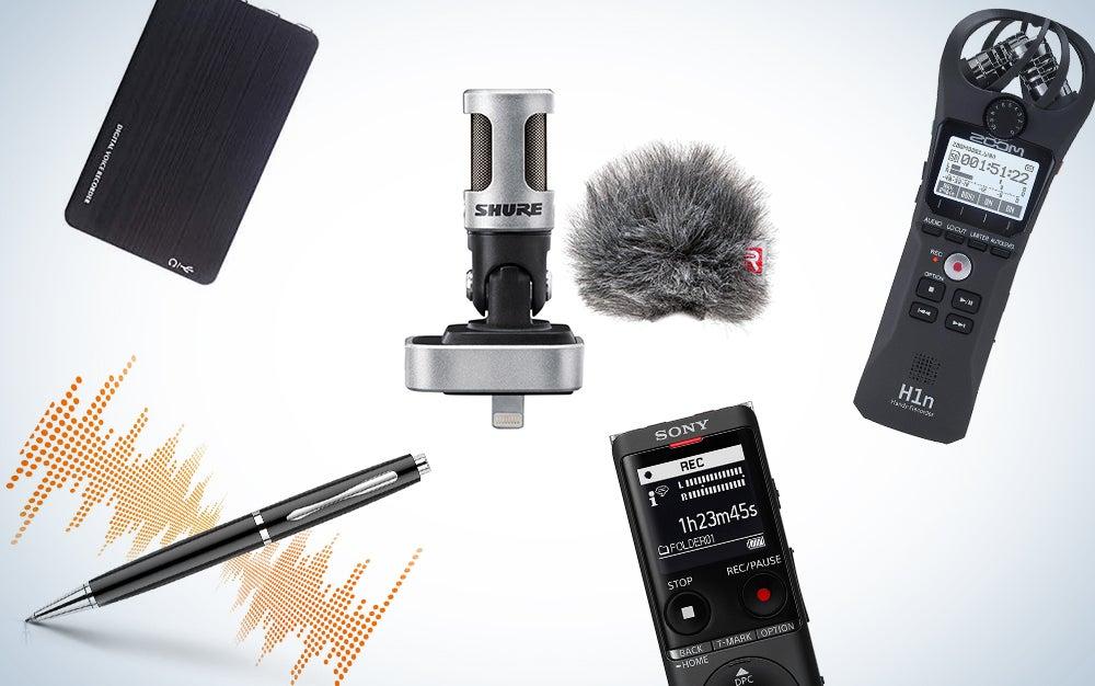 best voice recorders