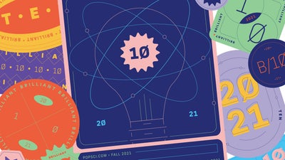 The Brilliant 10: The most innovative up-and-coming minds in science