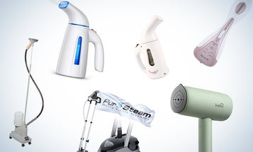 Best clothes steamers to successfully wrangle wrinkles