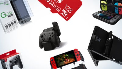 Level-up leisure time with the best Nintendo Switch accessories