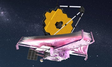Inside NASA's mission to blast a giant, gold-coated telescope into deep space