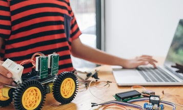 Take your programming, electronics, and robotics to the next level