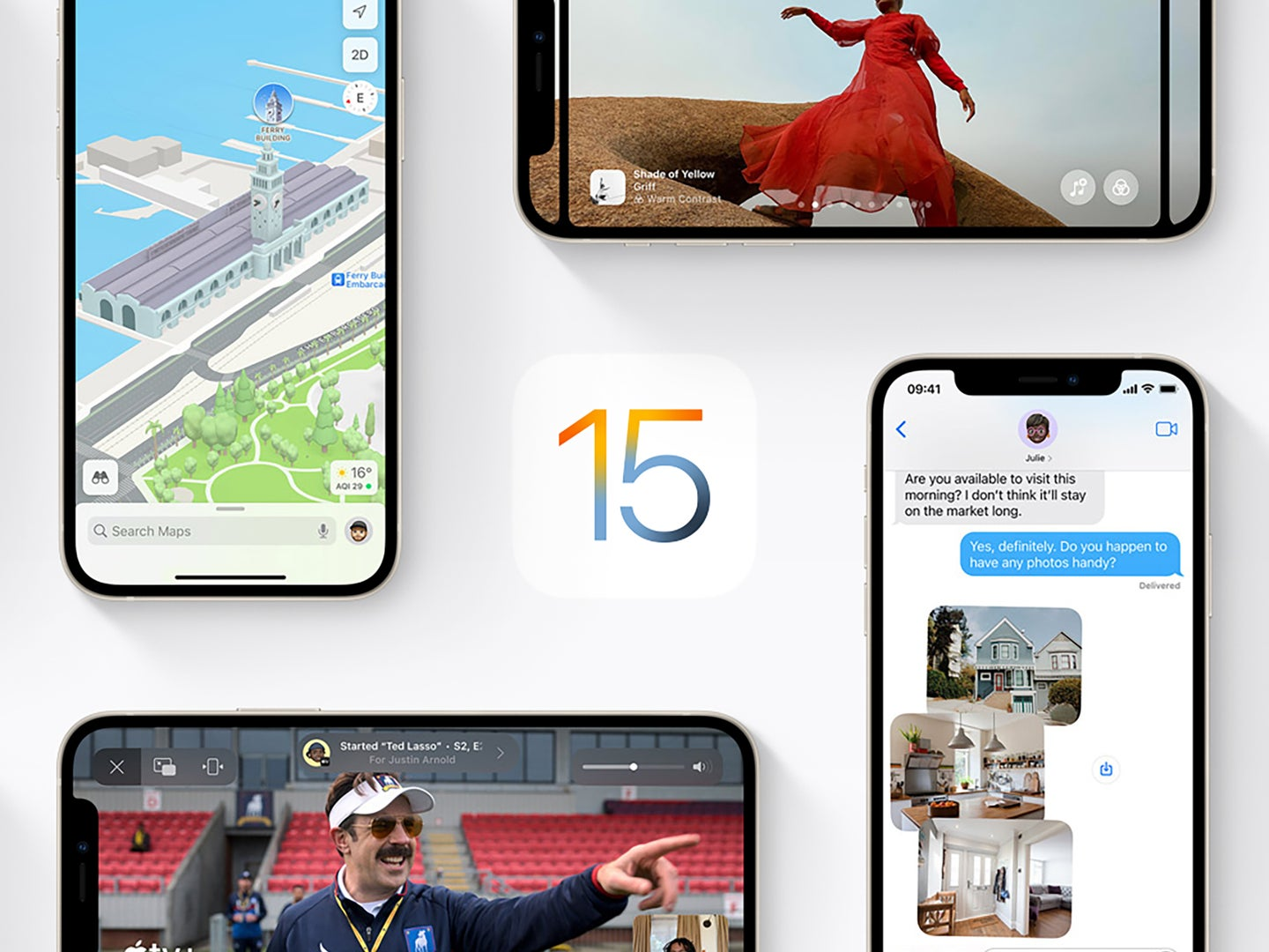 The 5 best new features in the iOS 15 update   Popular Science