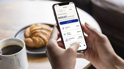 PayPal will now pay you interest, and offer other bank-like features