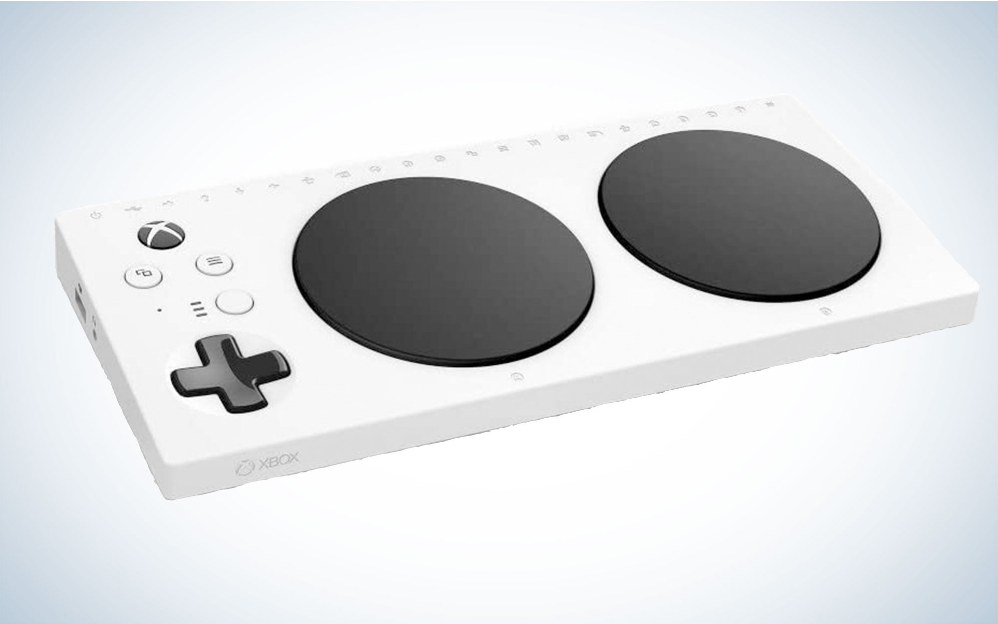 The Xbox Adaptive controller is the best Xbox One Controller.