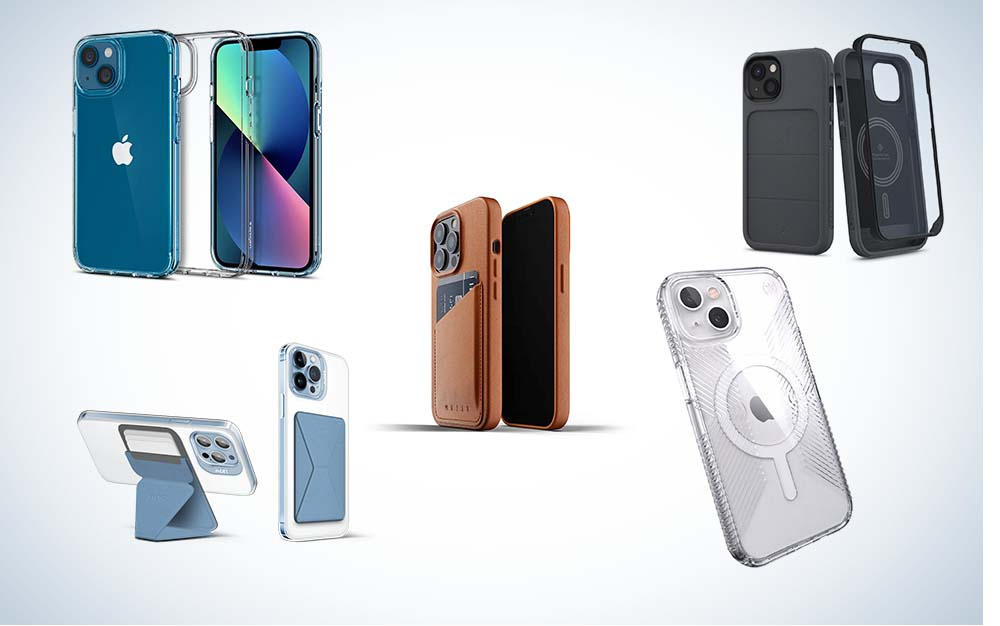 The best iPhone 13 cases for every need