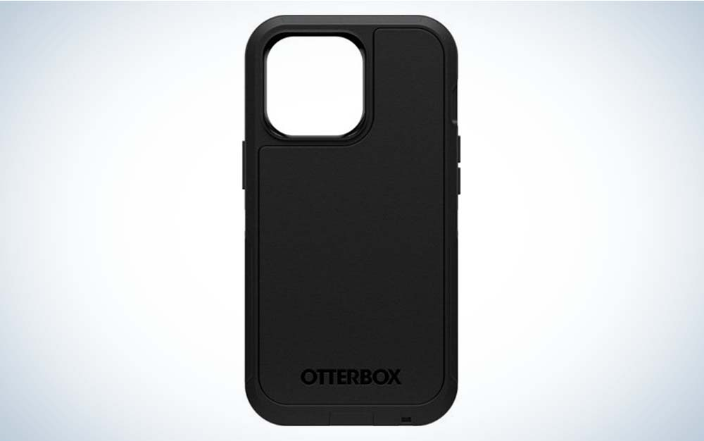The Otterbox Pro Defender Series Pro XT Case is one of the best iPhone 13 cases with MagSafe.