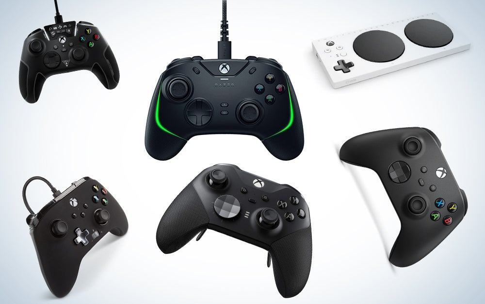 best xbox controllers