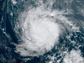 Hurricane Sam will likely intensify rapidly this weekend