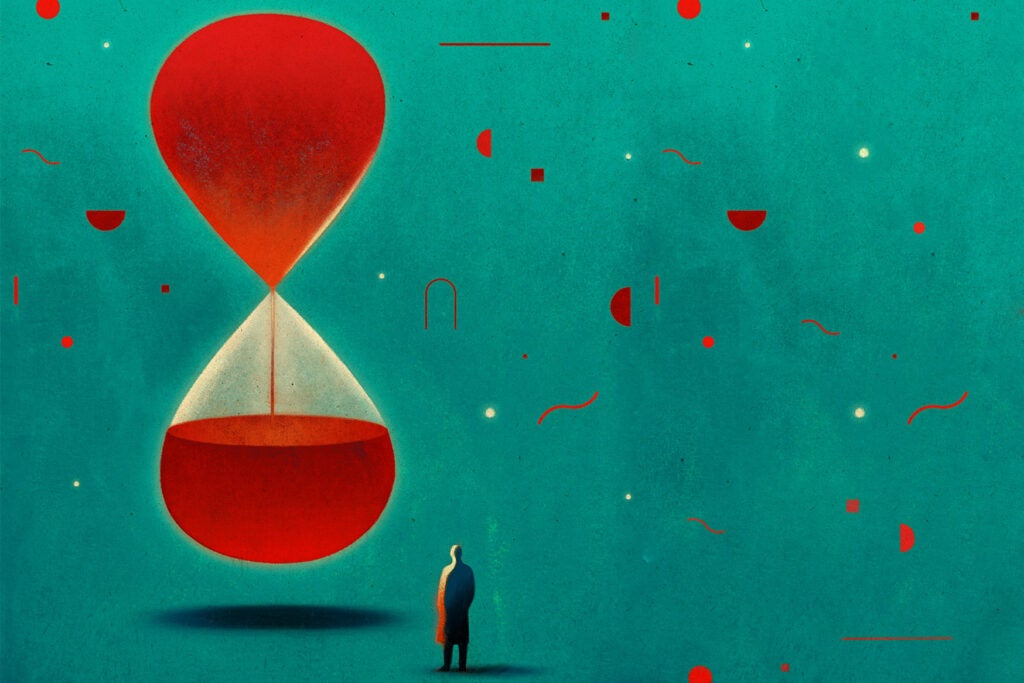 illustration-blood-in-hourglass