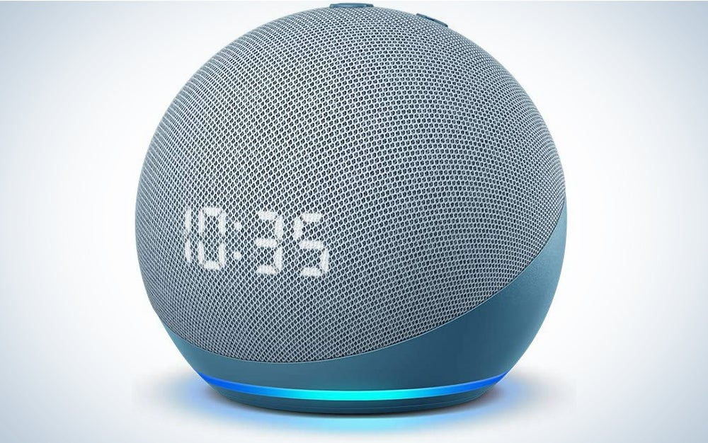 Amazon Echo Dot is our pick for best alarm clock.